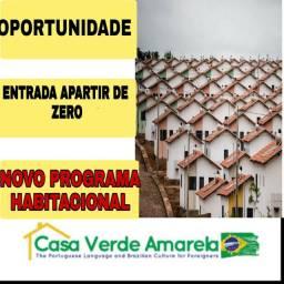 W/ +NOVO PROGRAMA CASA VERDE E AMARELA