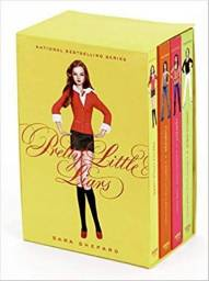 Livro Pretty Little Liars - Box 1 ao 8