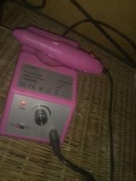 Vendo lixa elétrica nova cabine uv