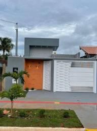 Casa Térrea Santa Luzia, 3 quartos sendo um suíte