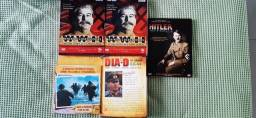 DVDs sobre Segunda Guerra Mundial