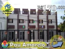 Triplex em Pau Amarelo, Paulista - 170 mil