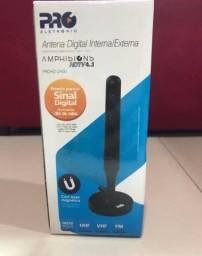 PROMOÇÃO: Antena Digital Interna NOVAS