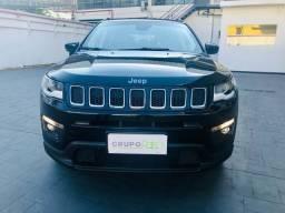 Jeep Compass Longitude 4x2 Flex Com Pack Premium 2018 Blindado