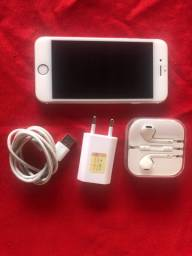 IPhone 6s Rose 64gb Completo