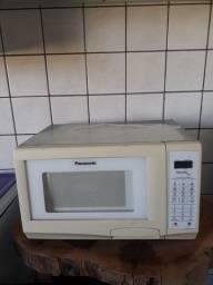 Microondas para retirar peças