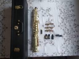 Sax soprano reto