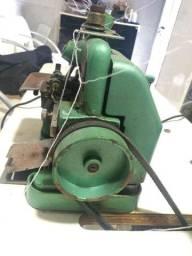 Máquina Overlock Semi Industrial com Mesa SEMINOVA