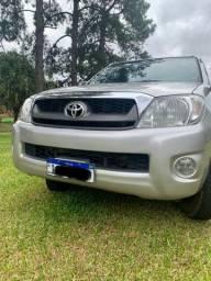 Toyota Hilux 2.5 4x4 diesel 10/10