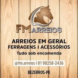 FMarreios,selaria virtual,whatsapp: *, Instagram: @fm.arreios