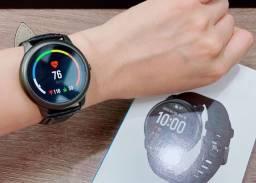 Haylou LS05 Solar Smartwatch à Prova d?Água IP68 para iOS/Android