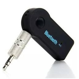 Receptor Bluetooth Com Adaptador P2