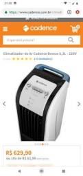 Climatizador 110v novo