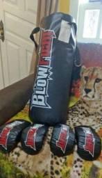 Saco de boxe profissional