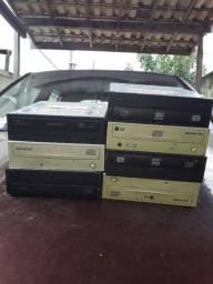 Vendo varias pecas de computadres usadas eu tinha uma lanhause