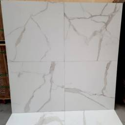 Promoçao Porcelanato Acetinado Extra Michelangelo 72x72 Via Rosa R$ 55,00 m2 a Vista