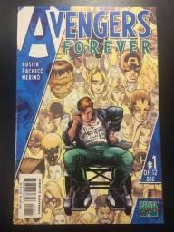 Avengers Forever - Vários Números