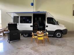Microonibus Motor Casa Iveco 2012