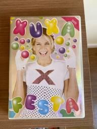 DVD Infantis Xuxa e Os Incríveis
