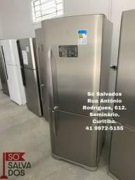 Geladeira Electrolux Inverse IB53X 454l novo/salvado