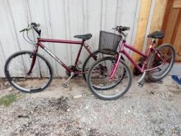Vendo duas bicicletas em perfeito estado