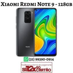 Xiaomi Redmi Note 9 - 128gb Armazenamento / Original / Global / Cor Preto / Betim