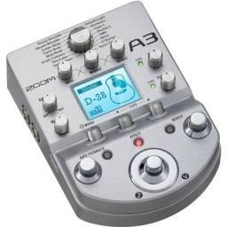 Zoom A3 pedal para violão