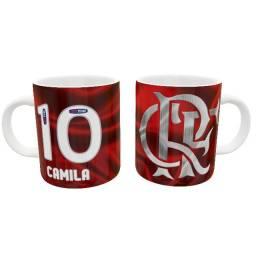 Caneca Flamengo Times 325ml #. Tqdwp Nuaim