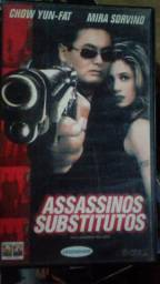 VHS - Assassinos Substitutos (Legendado) (Original)