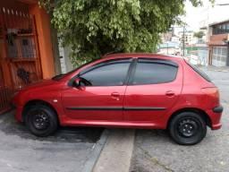 Peugeot presence 206 1.4 8V ano 2006