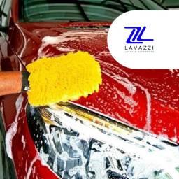 Lavagem automotiva simples - Lavazzi