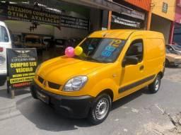 Renault Kangoo Express 1.6 Flex - Baixa KM - SEM Entrada - Revisado - Com Garantia