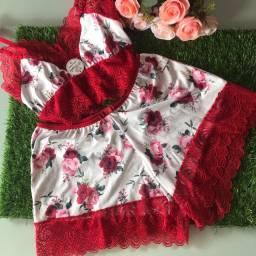 Cropped * Pijama * Camisola