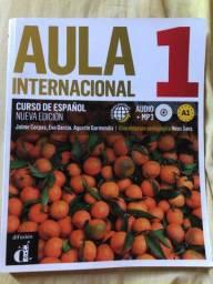 Livro Aula Internacional 1