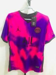 Camisa do Paris Saint-Germain IV Tailandesa 1.1