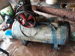 Compressor filé