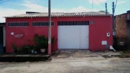 Casa em Cidade ocidental, com 4 quartos, sala, cozinha, 1 banheiro e garagem para 2 carros
