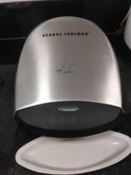 Grill George Foreman Família - Aço Escovado