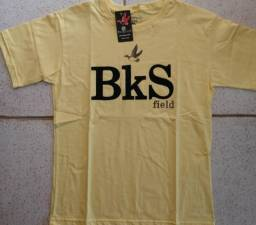 Camiseta Brooksfield Amarelo Tam M