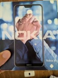 Nokia x6 Android one ! Ja esta com android 9 pie