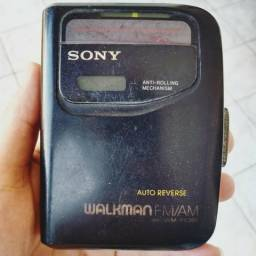 R$40 Walkman antigo Sony