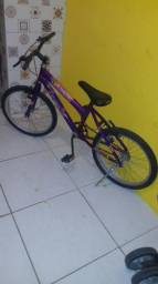 Bicicleta aro 20 semi nova pouco usada