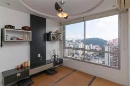 Apartamento à venda com 1 dormitórios em Icaraí, Niterói cod:827210