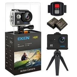 Câmera Esportiva Eken H9R 4K Ultra HD +1 bateria + Memori Card