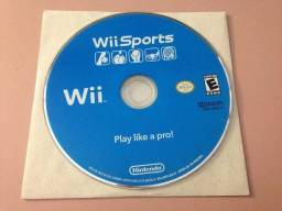 Nintendo Wii Sports Original Usado só a midia R$35