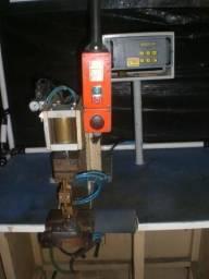 Máquina de solda ponto de 30kVA de potência
