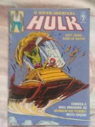 Gibi O Novo Incrível Hulk Nº 87