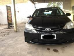 Toyota etios 1.3x - 2015