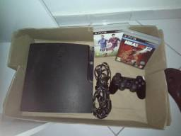 Vendo PS3 usado por $300,00