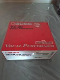 Pedal De Voz VE-20 Boss